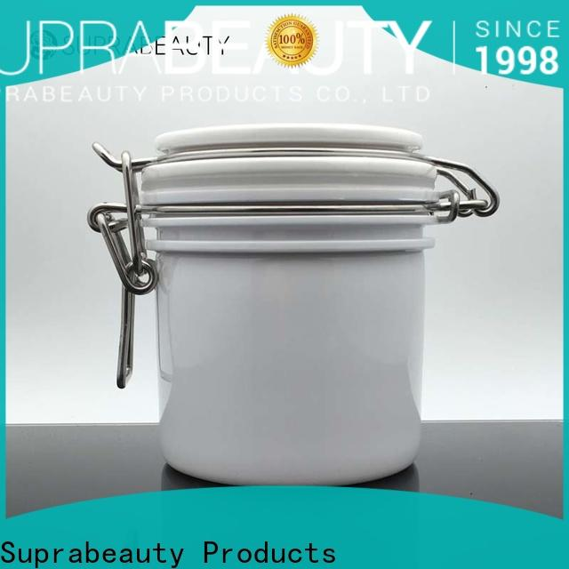 Suprabeauty plastic cosmetic containers manufacturer for packaging
