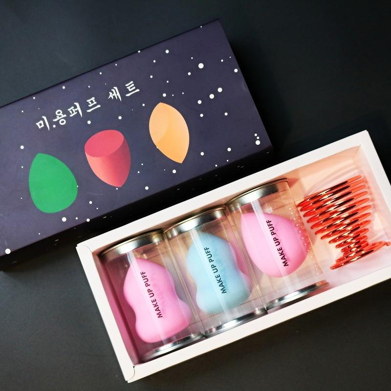 Suprabeauty sponge puff set makeup blender sponge