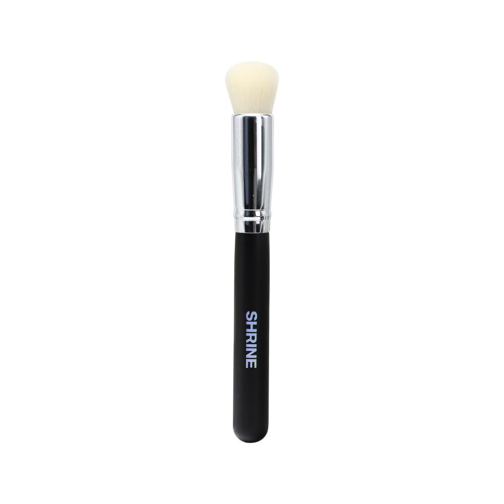 Classic cosmetic brush set vegan synthetic fiber cosmetic brush