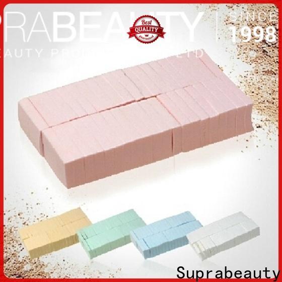 Suprabeauty factory price beauty blender foundation sponge best manufacturer bulk buy