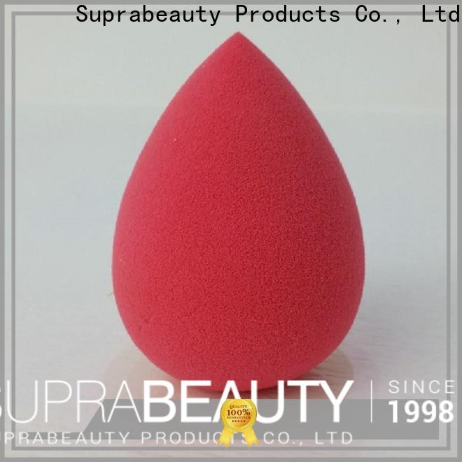 Suprabeauty liquid foundation sponge factory direct supply for packaging