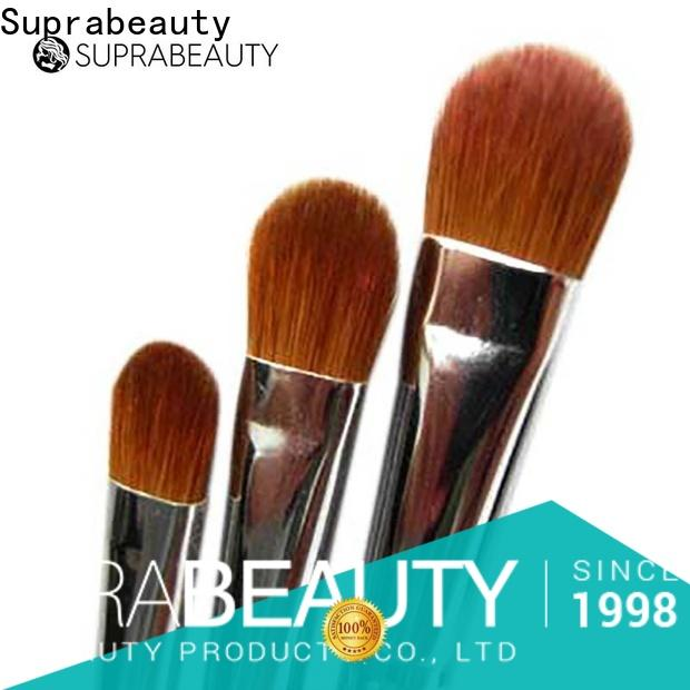 Suprabeauty durable day makeup brushes factory for packaging