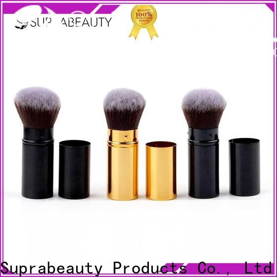 reliable synthetic makeup brushes from China for women