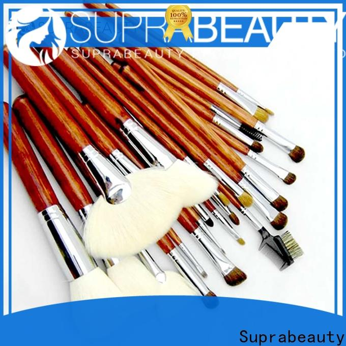 Suprabeauty low-cost makeup brush kit from China for packaging