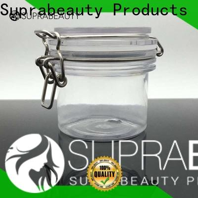 Suprabeauty hot-sale plastic cosmetic containers factory direct supply bulk production