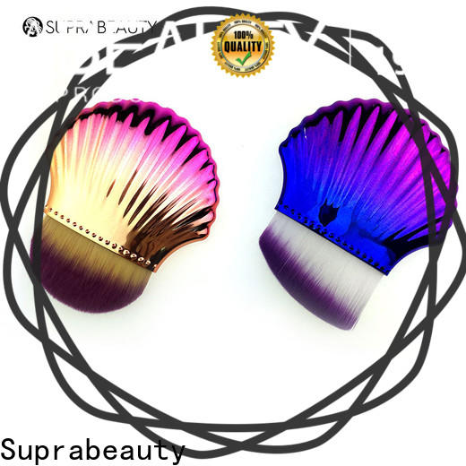Suprabeauty top selling high quality makeup brushes from China bulk production