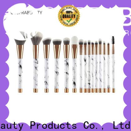 Suprabeauty complete makeup brush set factory for women