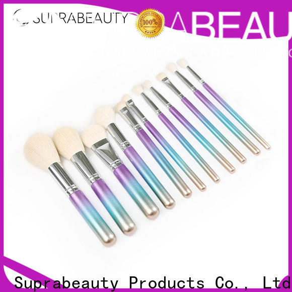 Suprabeauty beauty brushes set factory direct supply for beauty