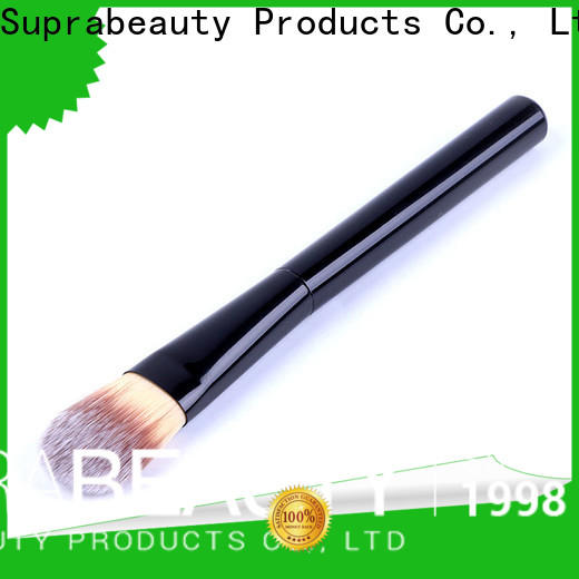 hot selling cheap face makeup brushes with good price bulk production