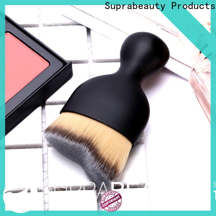 Suprabeauty essential makeup brushes supplier for packaging