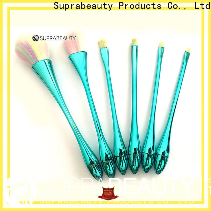 Suprabeauty foundation brush set company for packaging