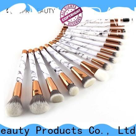 hot-sale complete makeup brush set best supplier for beauty