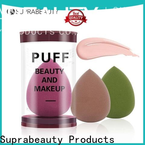 Suprabeauty foundation sponge from China for beauty