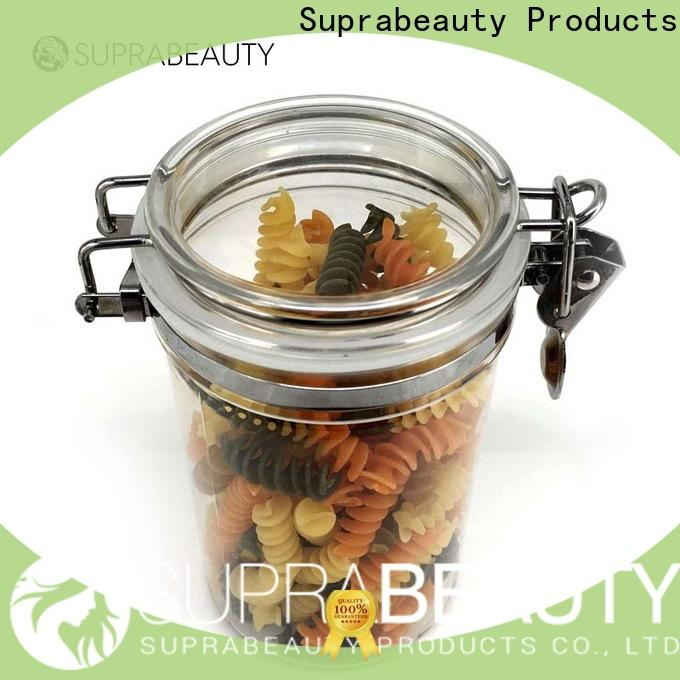 Suprabeauty airtight cosmetic containers directly sale for packaging