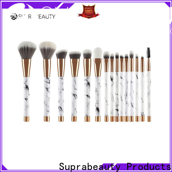 Suprabeauty custom complete makeup brush set directly sale for women