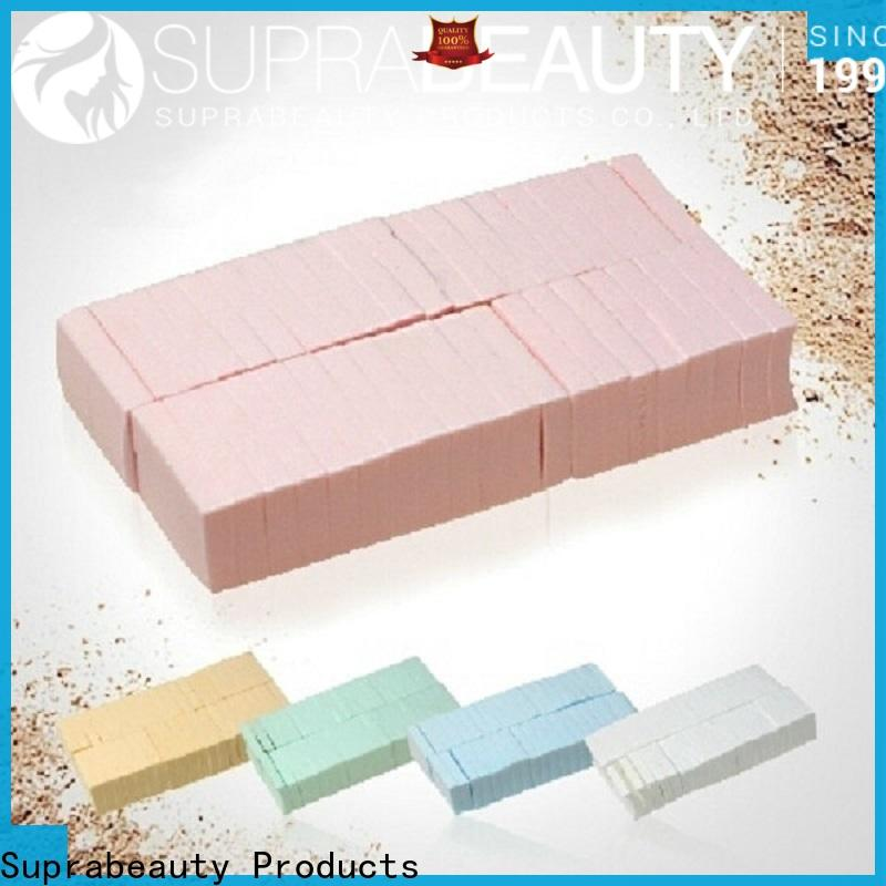 Suprabeauty makeup egg sponge factory direct supply for packaging