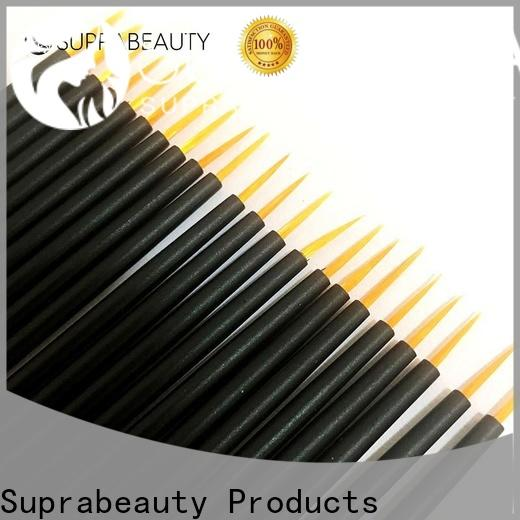 Suprabeauty top selling disposable lip brushes supply for women