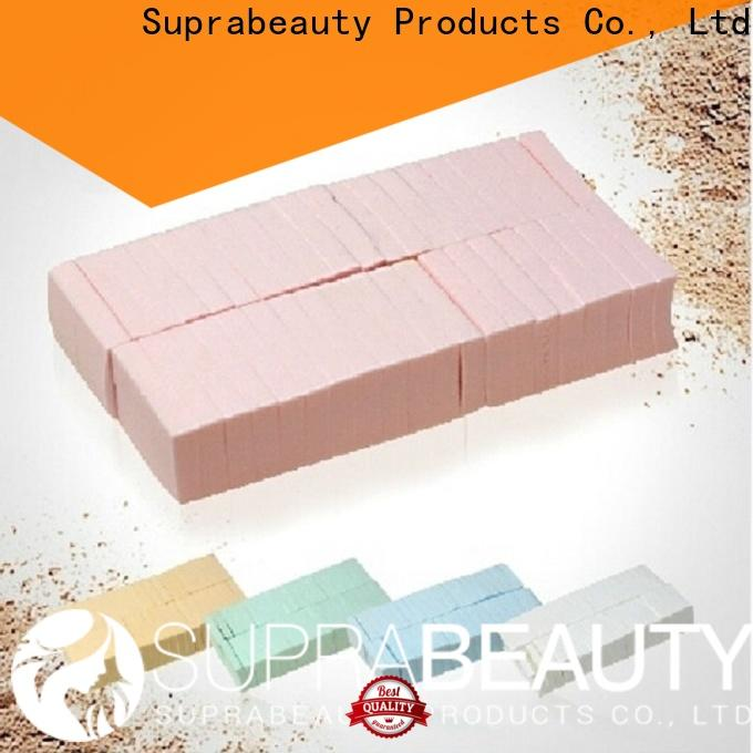 Suprabeauty face sponge for foundation directly sale for promotion