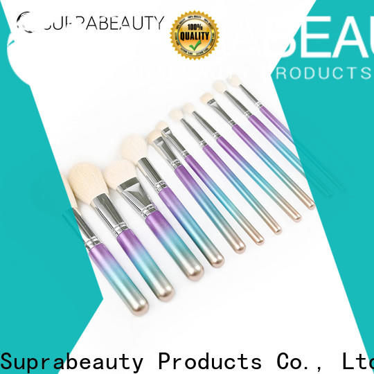 popular professional makeup brush set supplier for promotion