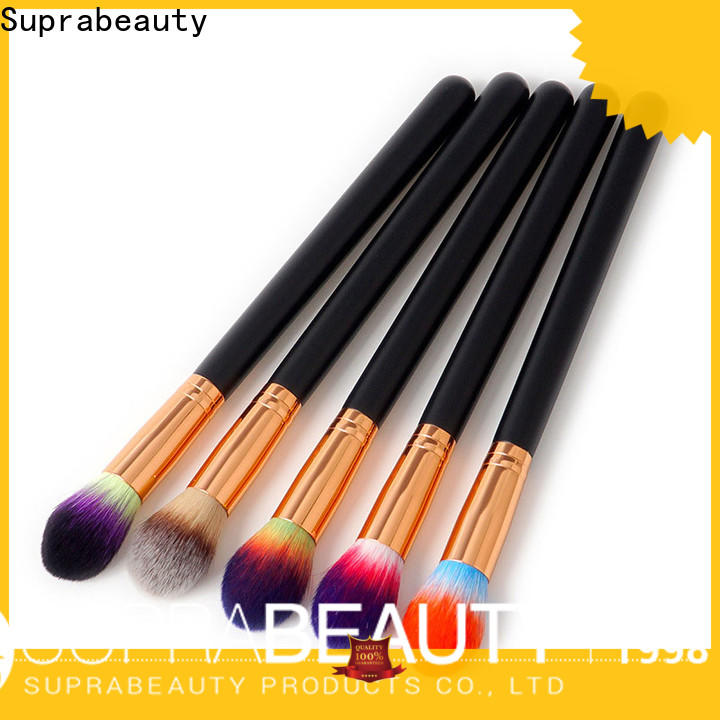 Suprabeauty promotional good makeup brushes directly sale for packaging