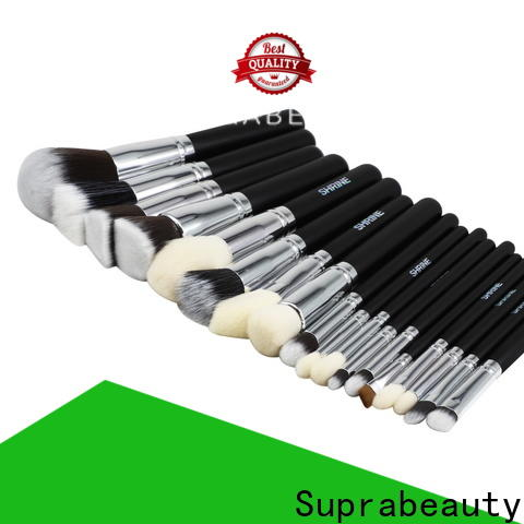 Suprabeauty good quality makeup brush sets company for women