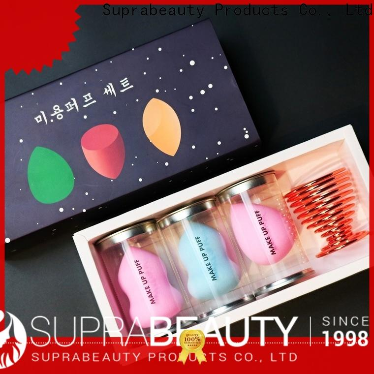 Suprabeauty makeup egg sponge wholesale for packaging