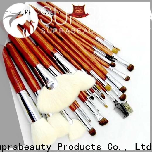 Suprabeauty professional complete makeup brush set best supplier on sale