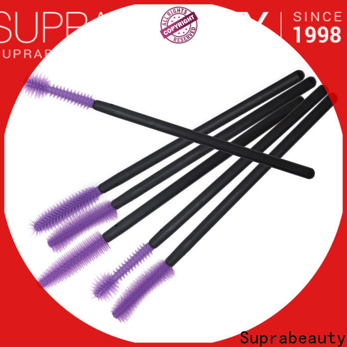 Suprabeauty disposable makeup brushes and applicators supplier for women