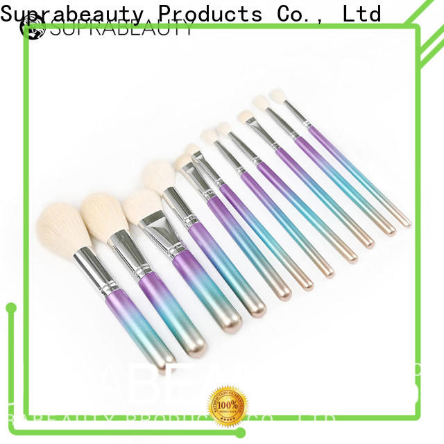 Suprabeauty new brush set factory direct supply for promotion