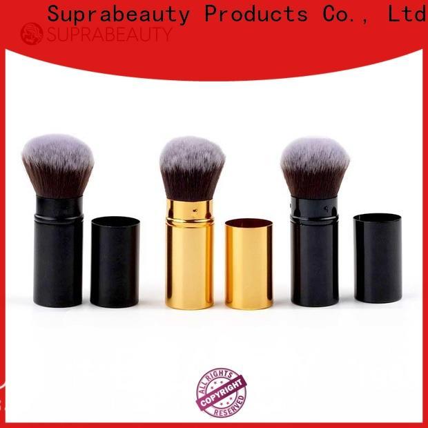 Suprabeauty new face base makeup brushes best supplier bulk production