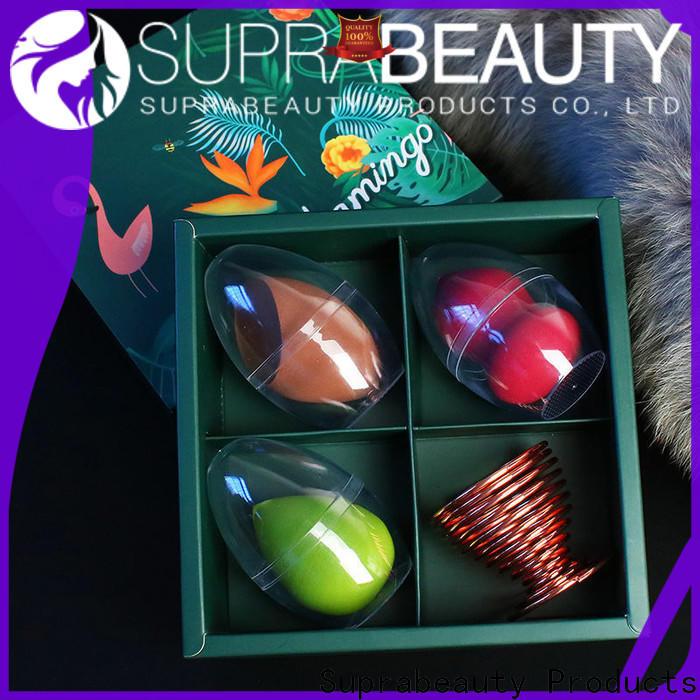 Suprabeauty best value beauty blender foundation sponge factory bulk production