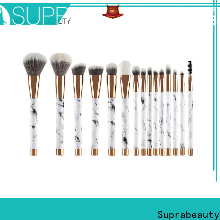 top selling affordable makeup brush sets from China for promotion