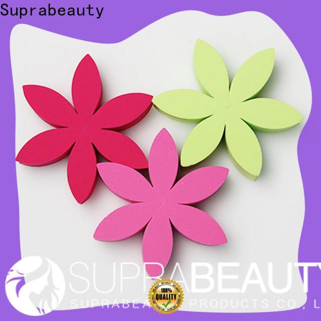 Suprabeauty new foundation blending sponge best manufacturer for sale