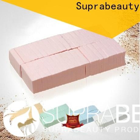 custom makeup sponge wedges supplier for beauty