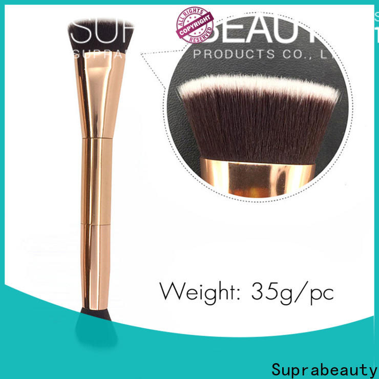 Suprabeauty synthetic makeup brushes series for packaging