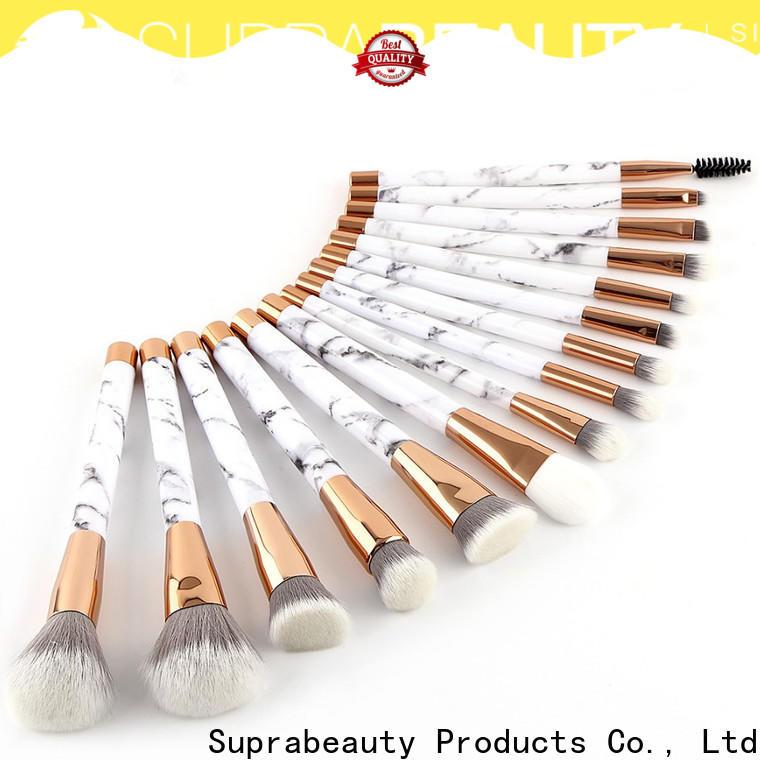 Suprabeauty eyeshadow brush set supplier bulk production