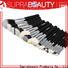 new makeup brush kit online manufacturer bulk production