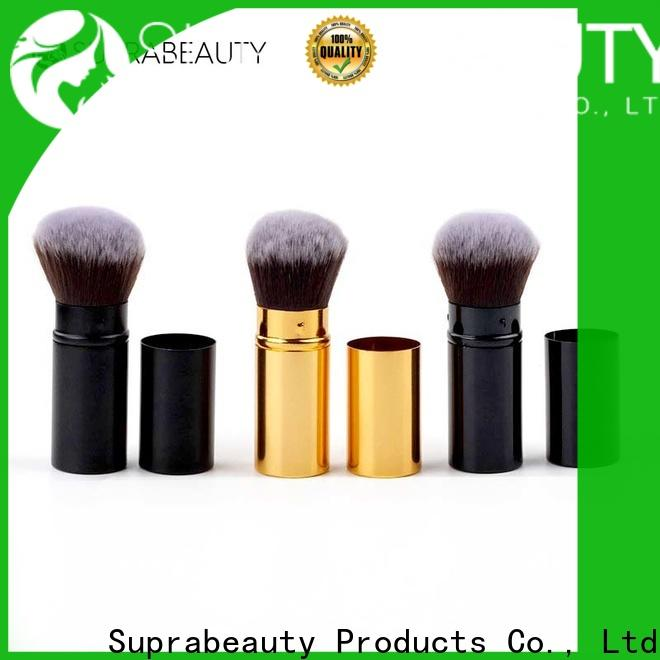 Suprabeauty portable face base makeup brushes directly sale for beauty