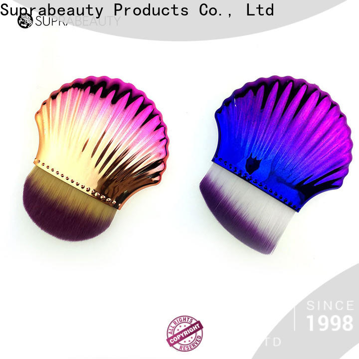 Suprabeauty kabuki makeup brush from China for packaging