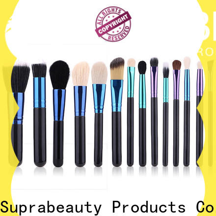 Suprabeauty buy makeup brush set factory bulk production