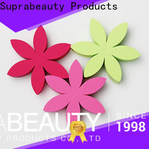 Suprabeauty custom foundation blending sponge wholesale for make up
