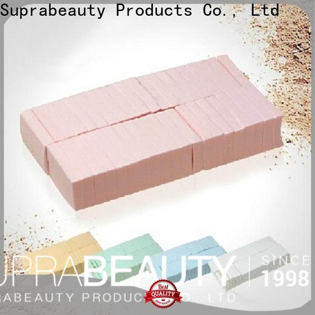 Suprabeauty foundation blending sponge factory direct supply for beauty