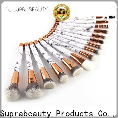 Suprabeauty top makeup brush sets from China for packaging