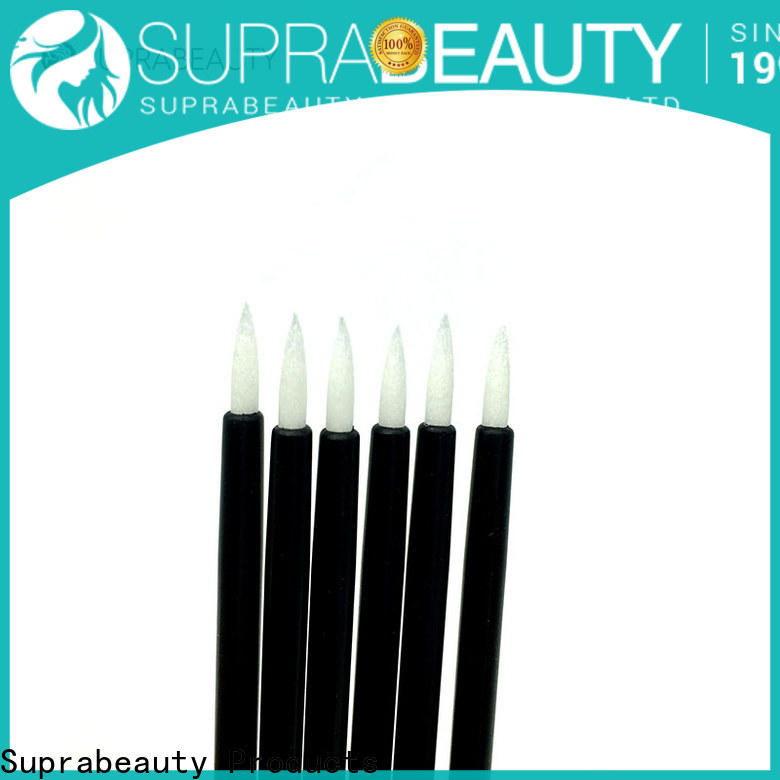 Suprabeauty professional disposable makeup brushes and applicators wholesale for beauty