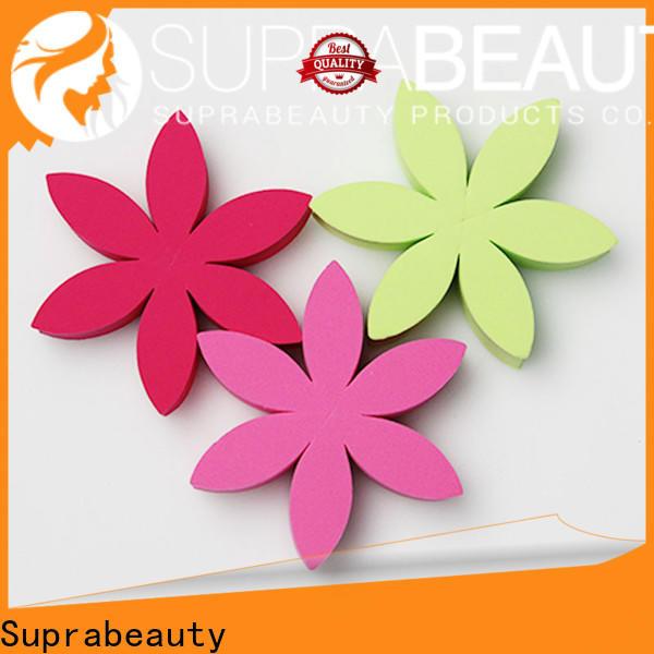 Suprabeauty foundation sponge company bulk production