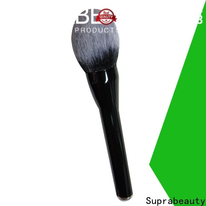 Suprabeauty inexpensive makeup brushes factory direct supply bulk production