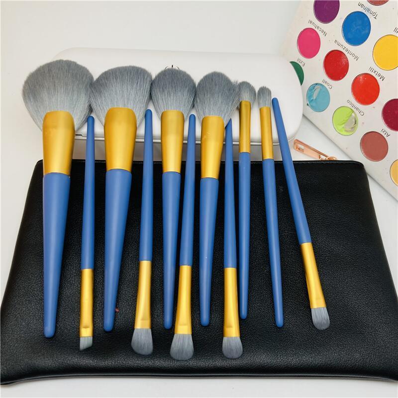 Suprabeauty Sterilization box packaging make up brushes kit professional makeup brush set