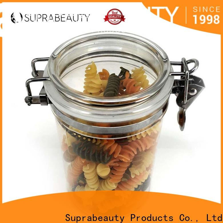 Suprabeauty hot-sale frosted glass cosmetic bottles inquire now for promotion