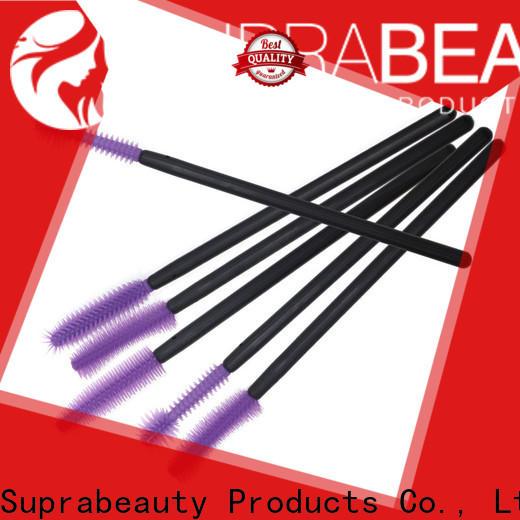 Suprabeauty low-cost disposable lip brush applicators manufacturer for promotion