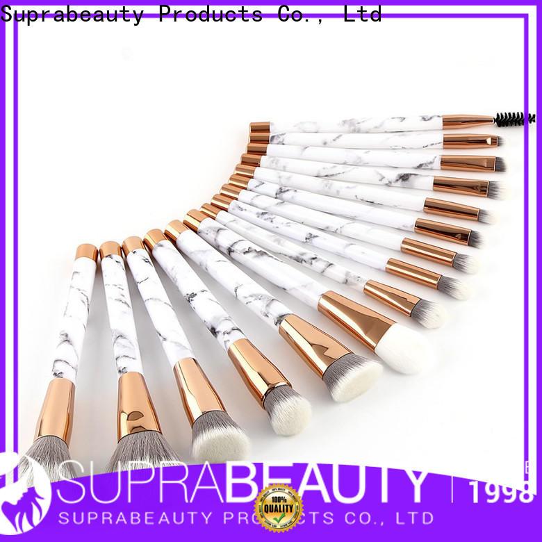 customized makeup brush set cheap with good price bulk buy